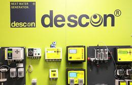 Демонстрационный стенд Descon