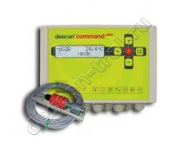 Блок управления descon® command plus bw + датчик уровня в скиммере