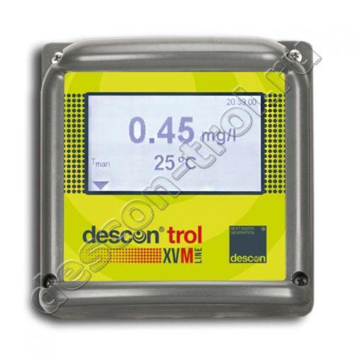 Одноканальный контроллер для бассейнов descon® trol XVM - pH/Rx