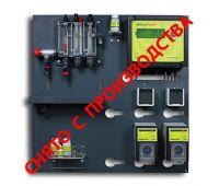 Станция химии descon®trol R - Свободный хлор/ Rx / pH / t  с насосами dos mcs