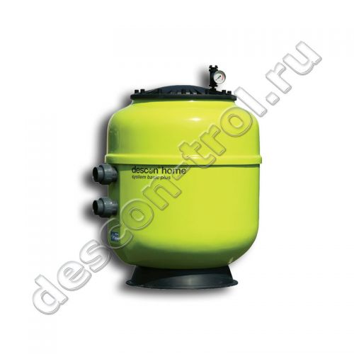 Фильтр для бассейна descon® home BASIC plus 610