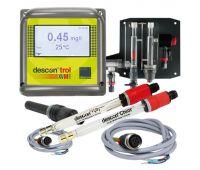 Одноканальная измерительная станция descon® trol XVM DIS - свободный хлор