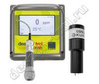 Одноканальная измерительная станция descon® trol XVM CHLORGAS  - хлорный газ