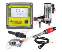 Одноканальная измерительная станция descon® trol XVM pH - измерение уровня pH