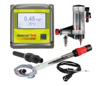 Одноканальная измерительная станция descon® trol XVM Rx - измерение уровня ОВП (Rx)