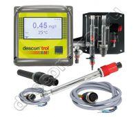 Одноканальная измерительная станция descon® trol XVM - DIS - TCL общий хлор