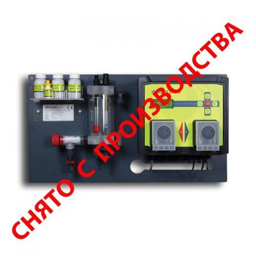 Автоматическая станция химии descon®trol S безхлорная/рН/t