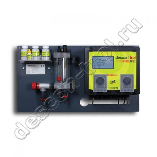 Автоматическая станция химии descon®trol XV S - Бесхлорная (по времени) / рН / t