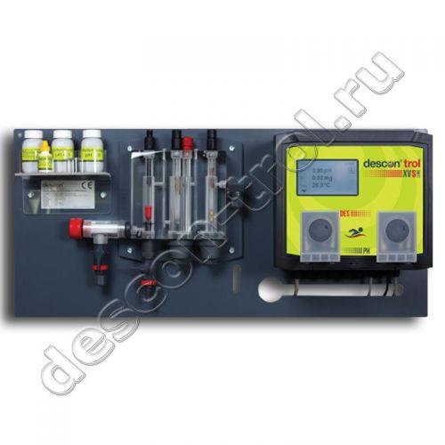 Автоматическая станция химии descon®trol XV S - Свободный хлор / pH / t