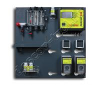 Автоматическая станция химии descon®trol XV PRO (mcs) - Свободный хлор / pH / t