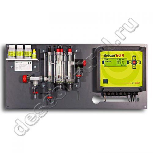 Автоматическая станция химии descon®trol R pro-select - Rx / pH / t (без насосов)