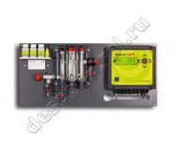 Автоматическая станция химии descon®trol R pro-select - свободный хлор / pH / t (без насосов)