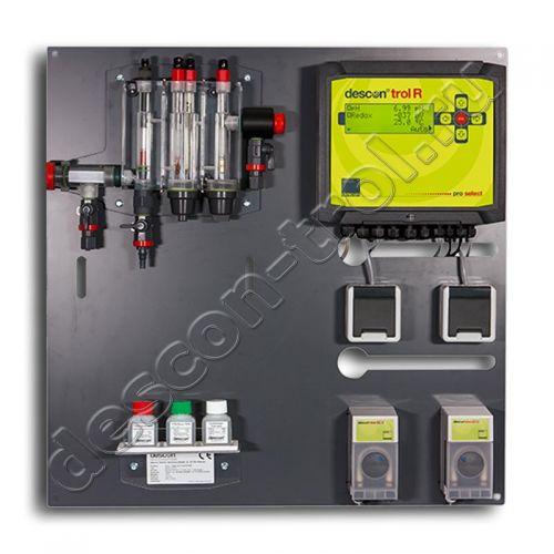 Автоматическая станция химии descon®trol R pro-select (ECO) - Rx / pH / t (с д.у.)