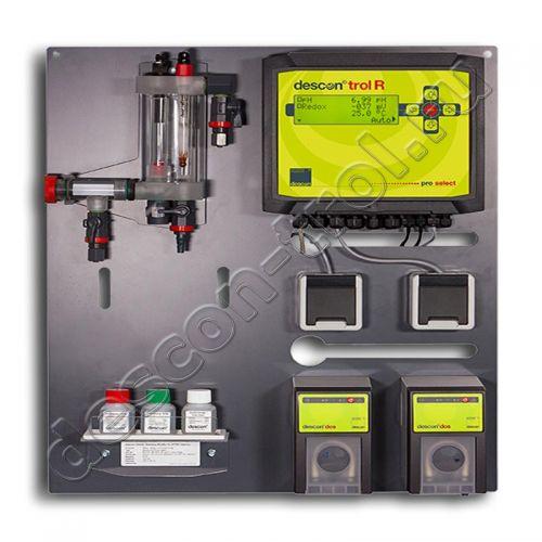 Автоматическая станция химии descon®trol R pro-select (mcs) - Rx / pH / t