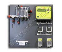 Автоматическая станция химии descon®trol R pro-select (ECO) - Свободный хлор / Rx / pH / t (с д.у.)
