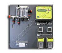 Автоматическая станция химии descon®trol R pro-select (mcs) - Свободный хлор / pH / t