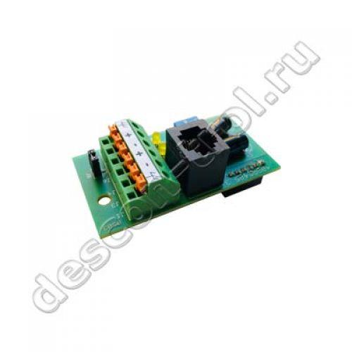 Интерфейс RS 485 для станций descon®-trol R pro select - вставной