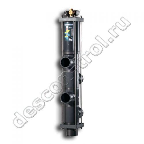 Автоматический клапан BESGO 5-ходовой DN 125 / d 140, 450 мм. (гидравлика)