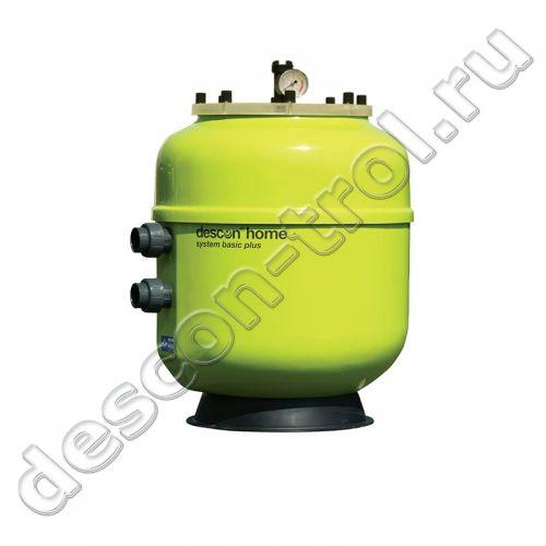 Фильтр с прозрачной крышкой descon® home BASIC plus P 500