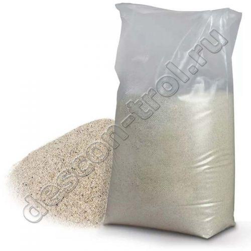 Песок кварцевый для бассейнов (0,4-0,8 мм.)