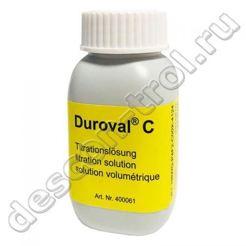 Титровальный раствор для Duroval C - Карбонатная жесткость