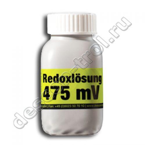 Калибровочная жидкость descon Redox 475 мВ