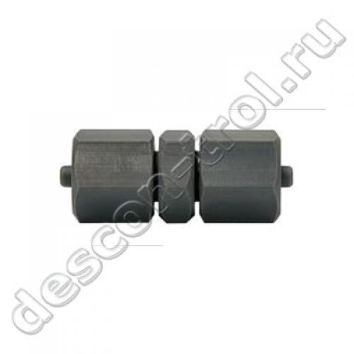 Соединитель трубок линии дозации  реагентов 2 x DN4 6/4 мм