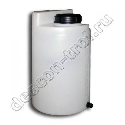 Емкость для реагентов 100 литров для бассейнов