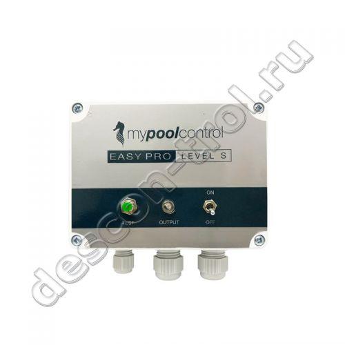 Электронный регулятор уровня воды EASY PRO LEVEL S в скиммерном бассейне (17235)