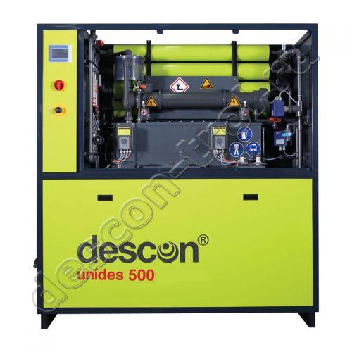 Электролизная установка descon® UNIDES 500 (1000/1500/2000)