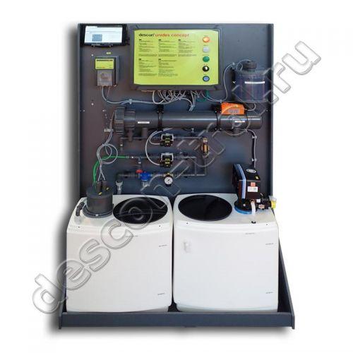 Электролизная установка descon® UNIDES concept 200